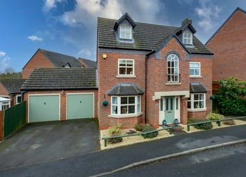 Thumbnail 5 bed detached house for sale in Glendale Gardens, Lawley Village, Telford
