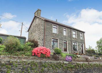Thumbnail 4 bed semi-detached house for sale in Manod, Blaenau Ffestiniog, Gwynedd