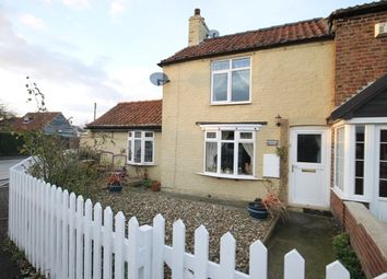 Thumbnail 3 bed cottage for sale in Bridlington Road, Burton Fleming