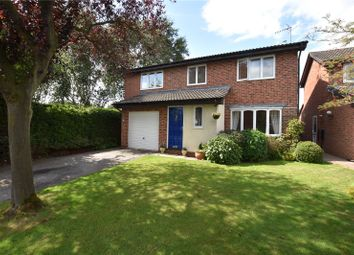 Thumbnail 4 bed detached house for sale in The Paddock, Knaresborough, North Yorkshire