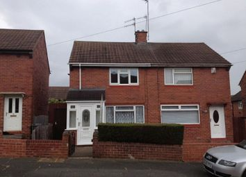 Thumbnail 2 bedroom semi-detached house to rent in Rannoch Road, Redhouse, Sunderland