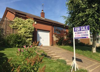 Thumbnail 3 bedroom detached bungalow for sale in Melbourne Grove, Horwich, Bolton