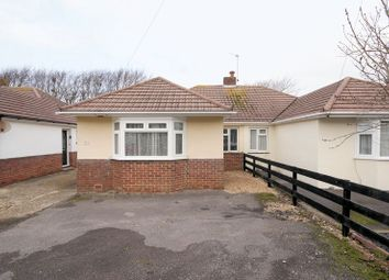 Thumbnail 2 bed bungalow for sale in Gosport Road, Lee-On-The-Solent