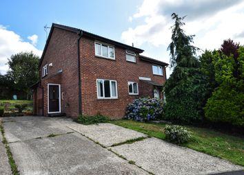 Thumbnail 1 bed end terrace house for sale in Lancaster Close, Bursledon, Southampton
