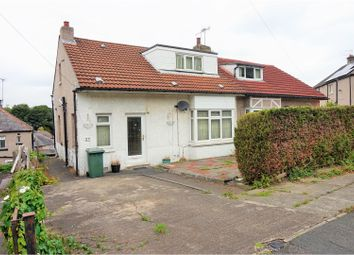 Thumbnail 4 bed semi-detached bungalow for sale in Ashbourne Gardens, Bradford