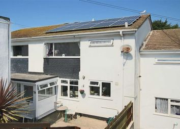 Thumbnail 3 bed terraced house for sale in Ocean View Drive, Higher Brixham, Brixham
