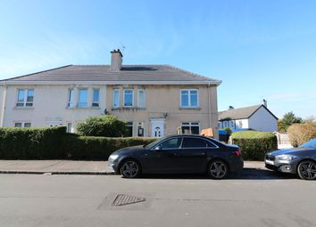 Thumbnail 2 bed flat for sale in Locksley Avenue, Knightswood