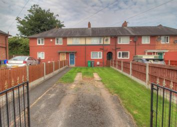 Thumbnail 3 bed terraced house for sale in Overton Avenue, Wythenshawe, Manchester