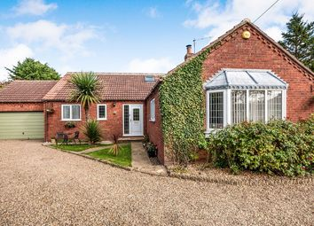 Thumbnail 5 bed bungalow for sale in Bridlington Road, Skipsea, Driffield