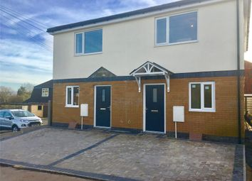 Thumbnail 2 bedroom semi-detached house for sale in 214 Queens Road, Tewkesbury, Glos