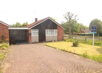 Thumbnail 2 bed bungalow for sale in Springvale Rise, Stafford