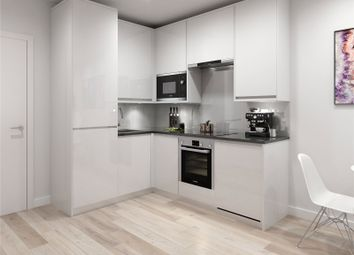 Thumbnail 1 bed flat for sale in Fabrick, Warren Road, Cheadle Hulme Cheshire, Greater Manchester