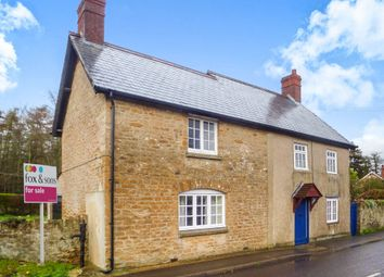 Thumbnail 3 bed detached house for sale in Puddletown, Haselbury Plucknett, Crewkerne
