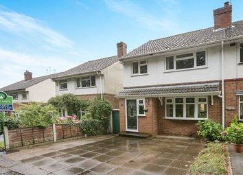 Thumbnail 3 bed semi-detached house for sale in Mill Lane, Tettenhall Wood, Wolverhampton