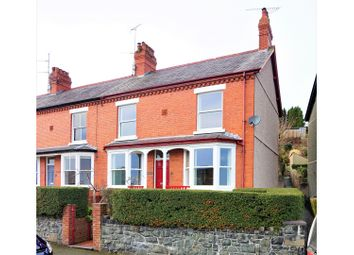 Thumbnail 4 bed terraced house for sale in Upper Garth Road, Bangor