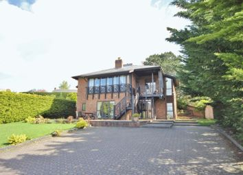 Thumbnail 4 bed detached house for sale in Thurstaston Road, Heswall, Wirral