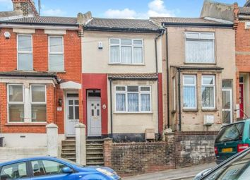 Thumbnail 2 bed terraced house for sale in Cecil Road, Rochester, Kent, England