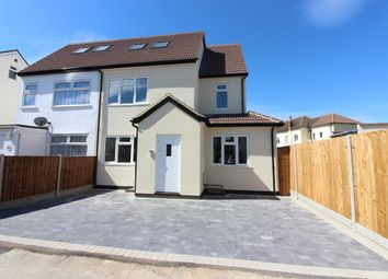 Thumbnail 3 bed duplex for sale in Upper Farm Road, West Molesey