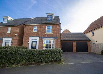 Thumbnail 4 bed detached house for sale in Hyatt Close, Longford, Gloucester