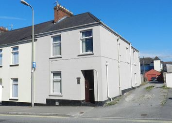 Thumbnail 3 bedroom end terrace house for sale in Barn Street, Haverfordwest, Pembrokeshire