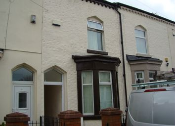 Thumbnail 2 bed terraced house to rent in Burleigh Road North, Liverpool