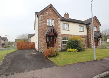 Thumbnail 3 bedroom semi-detached house for sale in Lower Rogan Manor, Newtownabbey