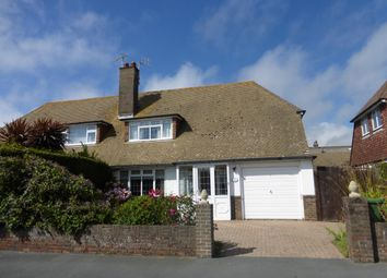 Thumbnail 3 bed semi-detached house to rent in Hartfield Road, Seaford