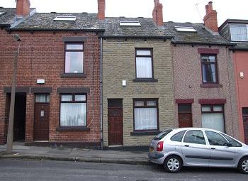 Thumbnail 2 bed terraced house to rent in Coates Street, Sheffield