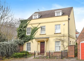 Thumbnail 5 bed detached house for sale in Otterbourne Walk, Sherfield-On-Loddon, Hook