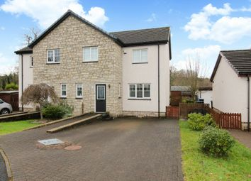 Thumbnail 3 bed semi-detached house for sale in Ballochmyle View, Catrine