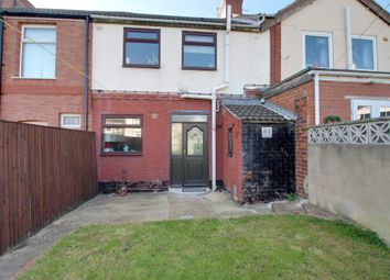 2 bed terraced house for sale in Manor Road, Askern, Doncaster DN6