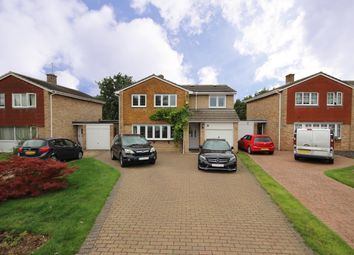 Thumbnail 5 bed detached house to rent in Marks Road, Wokingham