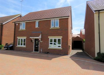 Thumbnail 4 bed detached house for sale in Skye Crescent, Bletchley, Milton Keynes