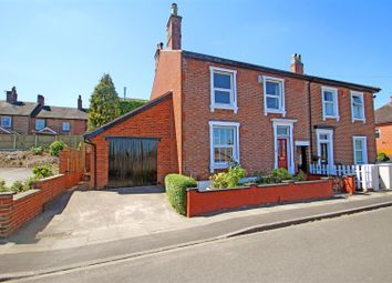 Thumbnail 3 bed semi-detached house for sale in Cobden Street, Dresden, Stoke-On-Trent