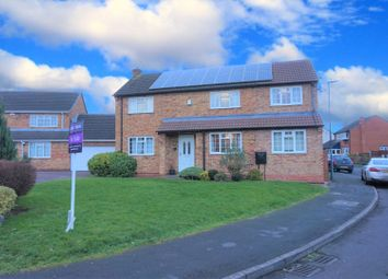 Thumbnail 3 bed detached house for sale in Brading Close, Alvaston
