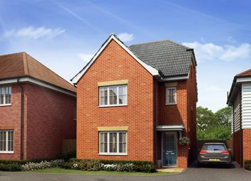 "Thumbnail 4 bedroom detached house for sale in ""The Lumley"" at Market View, Dorman Avenue South, Aylesham, Canterbury"