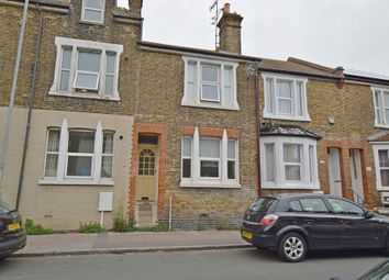 Thumbnail 2 bed terraced house for sale in St. Lukes Avenue, Ramsgate