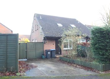 Thumbnail Terraced house to rent in Overthorpe Close, Knaphill, Woking