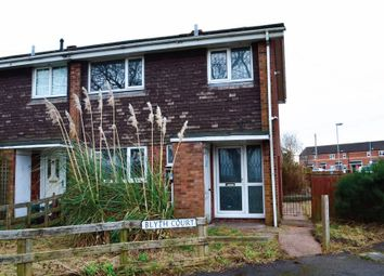 Thumbnail 3 bed end terrace house for sale in Blyth Court, Barton-Upon-Humber