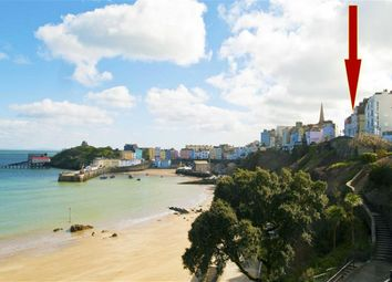 Thumbnail 3 bed flat for sale in High Street, Tenby