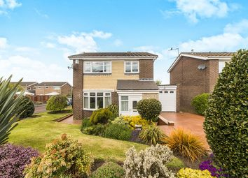 Thumbnail 3 bed detached house for sale in Briarsyde Close, Whickham, Newcastle Upon Tyne