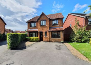 Thumbnail 5 bed detached house for sale in The Oaks, Abbeymead, Gloucester