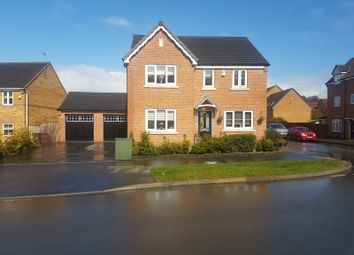 Thumbnail 4 bed detached house for sale in Mill Lane, Huthwaite, Sutton-In-Ashfield