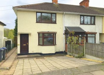 Thumbnail 3 bed semi-detached house for sale in Chinn Brook Road, Birmingham