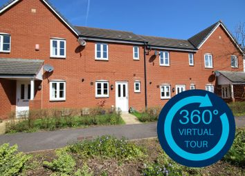 Thumbnail 2 bed terraced house for sale in Chaucer Grove, Exeter