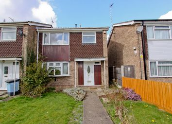 Thumbnail 3 bed semi-detached house for sale in Park Rise, Leicester