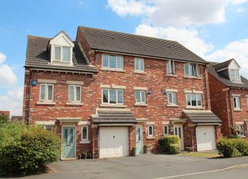Thumbnail 4 bed terraced house for sale in Forge Drive, Epworth, Doncaster