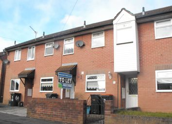 Thumbnail 2 bed terraced house to rent in St. Davids Crescent, Newport