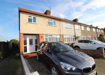 Thumbnail 3 bedroom end terrace house for sale in Southdownview Road, Broadwater, Worthing