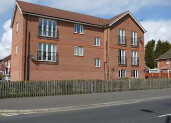 Thumbnail 2 bed flat to rent in Campbell Close, Nottingham
